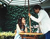 賴賴與雯雯滴婚紗照(毛片)950805:08