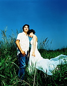 賴賴與雯雯滴婚紗照(毛片)950805:14