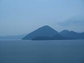 北海道蜜月之旅 3/5:早晨的洞爺湖景色