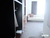 澳門5⭐️君悅酒店:房門打開入內場景