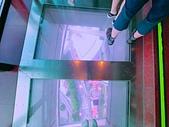澳門旅遊塔🗼:透明玻璃 看地面景觀