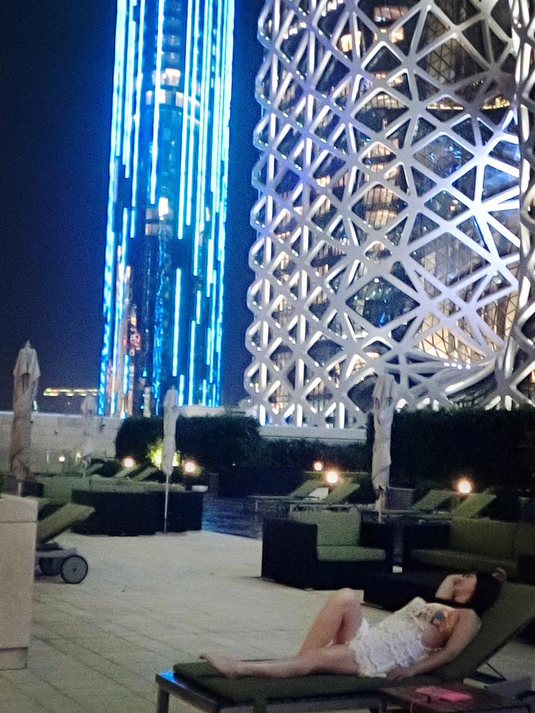 澳門5⭐️君悅酒店: