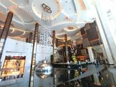 澳門5⭐️君悅酒店:挑高大廳  華麗感提昇