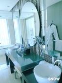 澳門5⭐️君悅酒店:有雙洗手台 不怕互搶  女孩化妝也不怕打擾