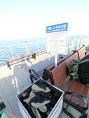 釜山⭐️五六島天空步道 /Oryukdo Sky Walk/ 오륙도스카이워크⭐️:入內因怕有浪水打滑 一律要穿防滑鞋套