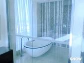 澳門5⭐️君悅酒店:浴缸很大 一次可容納兩個人