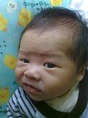 米寶貝:1m - 這是很精典的表情