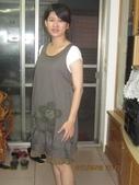 露比:2011 May  6個月身孕的露小比 新孕婦裝