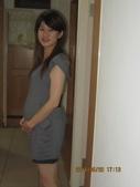 露比:2011 May 6個月身孕的露小比