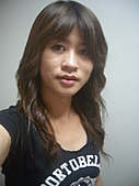 露比:2010 Aug. 應要求再捲一次,感覺頭髮要再長一點才浪漫