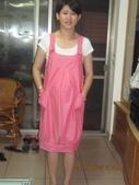 露比:2011 May  6個月身孕的露小比 這件孕婦裝很可愛