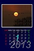 分享我製作的2013年,月曆.:1 月份.jpg
