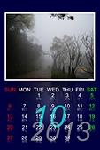 分享我製作的2013年,月曆.:10 月份.jpg
