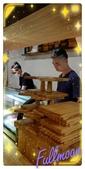 台南~鰻丼作料理:厲害的廚師