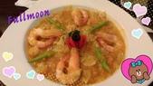 布雷克義式麵坊:南瓜鮮蝦蝴蝶麵義大利麵