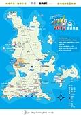 澎湖菊島自由行DAY2-南海二島+馬公古蹟:望安旅遊地圖-沿著菊島旅行.jpg