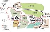 新竹五峰鵝公髻山:山上人家園區導覽圖.gif