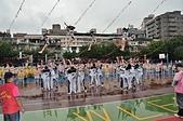 育才一甲子 新北武林國小60週年校慶:輔仁大學啦啦隊精湛的演出.JPG