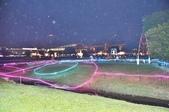 新北燈會慶元宵:水漾公園-滿天的法輪.JPG