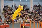 獅王爭霸戰驚險刺激 少年小獅王傳承獅藝:獅王爭霸騰空飛躍高樁2.JPG