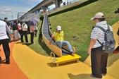主題公園堤坡滑梯樂園 遛小孩新景點:大人也可以玩的滾輪滑梯.JPG