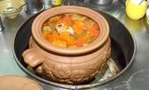 永和蕭阿姨回饋社會 豐盛佳餚尾牙宴客:一大鍋的雞肉南瓜湯.jpg