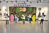 新北市樹林區鄉土文化藝文協會展覽:兒童演奏小提琴.JPG