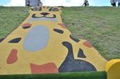 主題公園堤坡滑梯樂園 遛小孩新景點:雲豹造型.JPG
