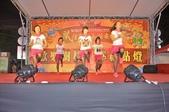 鼠生睿智幸福點燈 新春嘉年華燈會啟動:文林社區發展協會 亮麗舞蹈班的熱舞.JPG