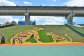 主題公園堤坡滑梯樂園 遛小孩新景點:雲豹意象.JPG