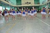 體育節多采多姿 迎親舞喜氣洋洋:幼兒園的精彩舞蹈表演.JPG