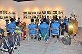 傳統戲曲鑼鼓八音接棒 林口子弟戲文化展:由15位青少年組成的鑼鼓嗩吶團吹奏出震撼人心弦的八音.JPG