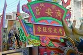 濟安宮五朝清醮大典 全台宮廟陣頭朝鑾繞境:唐太宗東征-車隊.JPG