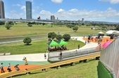 主題公園堤坡滑梯樂園 遛小孩新景點:大都會公園有幾百公頃的綠地草皮空間可以盡情玩耍