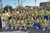 鹿角溪畔全齡化公園啟用 銀髮長青共融:排舞班學員合照.JPG