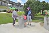 主題公園堤坡滑梯樂園 遛小孩新景點:有洗手台.JPG