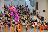獅王爭霸戰驚險刺激 少年小獅王傳承獅藝:獅王爭霸騰空飛躍高樁4.JPG