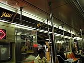 980520紐約11日自由行Day5:A0667Day5大都會博物館-整車廂都是西聯匯款的廣告.JPG