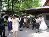 990611東京8日遊Day2:A0472Day2輕井澤-真lucky遇到婚禮耶.JPG