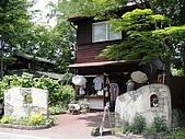 990611東京8日遊Day2:A0440Day2輕井澤-門口石牆挺特別.JPG