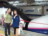 990611東京8日遊Day2:A0664Day2輕井澤-相親相愛的新幹線.JPG