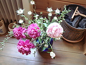 990611東京8日遊Day2:A0428Day2輕井澤-旁邊小白花有一閃一閃的感覺.JPG
