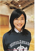 石原さとみ雜誌圖Collection:週刊少年Sunday_2005_第16期_005