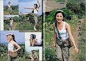 石原さとみ雜誌圖Collection:BOMB2005年九月號特集_002&003