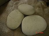 卵石:雪白扁石.JPG