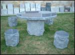 stone石桌椅:t021