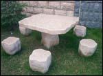 stone石桌椅:t-015