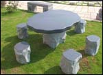 stone石桌椅:t-018