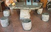 stone石桌椅:九龍壁石桌