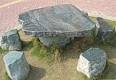 stone石桌椅:石桌蛇紋石